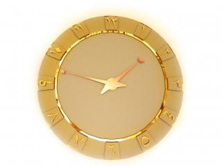 Relógio árabe