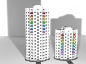 9ти этажный дом