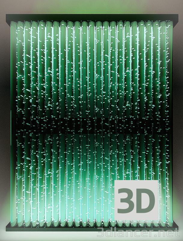 3 डी मॉडल Aquapanel - पूर्वावलोकन