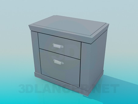 3d modeling Cupboard model free download