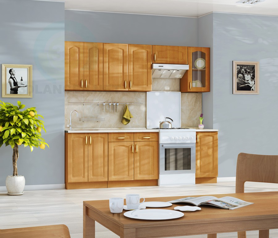 3d modeling Kitchen systems Olya model free download