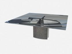 Tisch Platz Dill