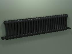 Radiateur tubulaire PILON (S4H 2 H302 25EL, noir)