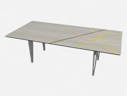 Tisch rechteckig Janet 2