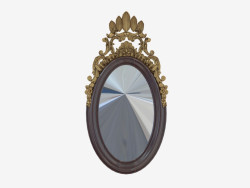Mirror in the classical style of 503S