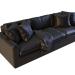 3d sofa model buy - render