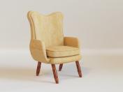 पुरानी कुर्सी