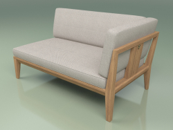 Left sofa module 004