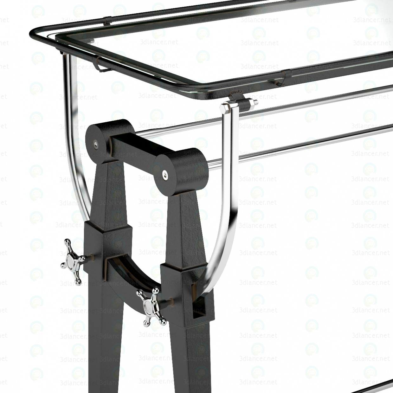IR INICIO MESA DE GRÁFICOS 3D modelo Compro - render