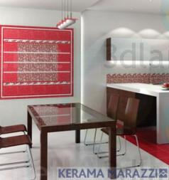 Descarga gratuita de textura Azulejo de textura SAKURA - imagen