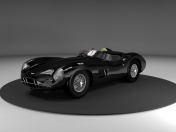 Aston Martin DBR1 1958