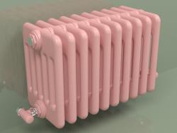 Radiator TESI 6 (H 300 10EL, Pink - RAL 3015)