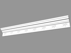 Molded cornice (КФ26)