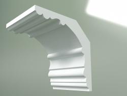 Corniche en plâtre (socle de plafond) KT197