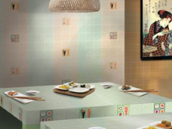 Texture tile SUSHI