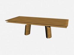 Tisch rechteckig Olympic