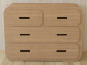 Комод Chest of Drawer 3А от компании Unto This Last