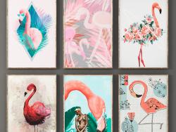 इंटीरियर में पेंटिंग्स