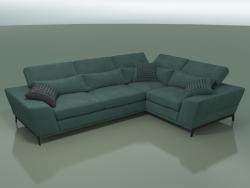 Sofá de esquina (módulo 5 + 9 + 4)