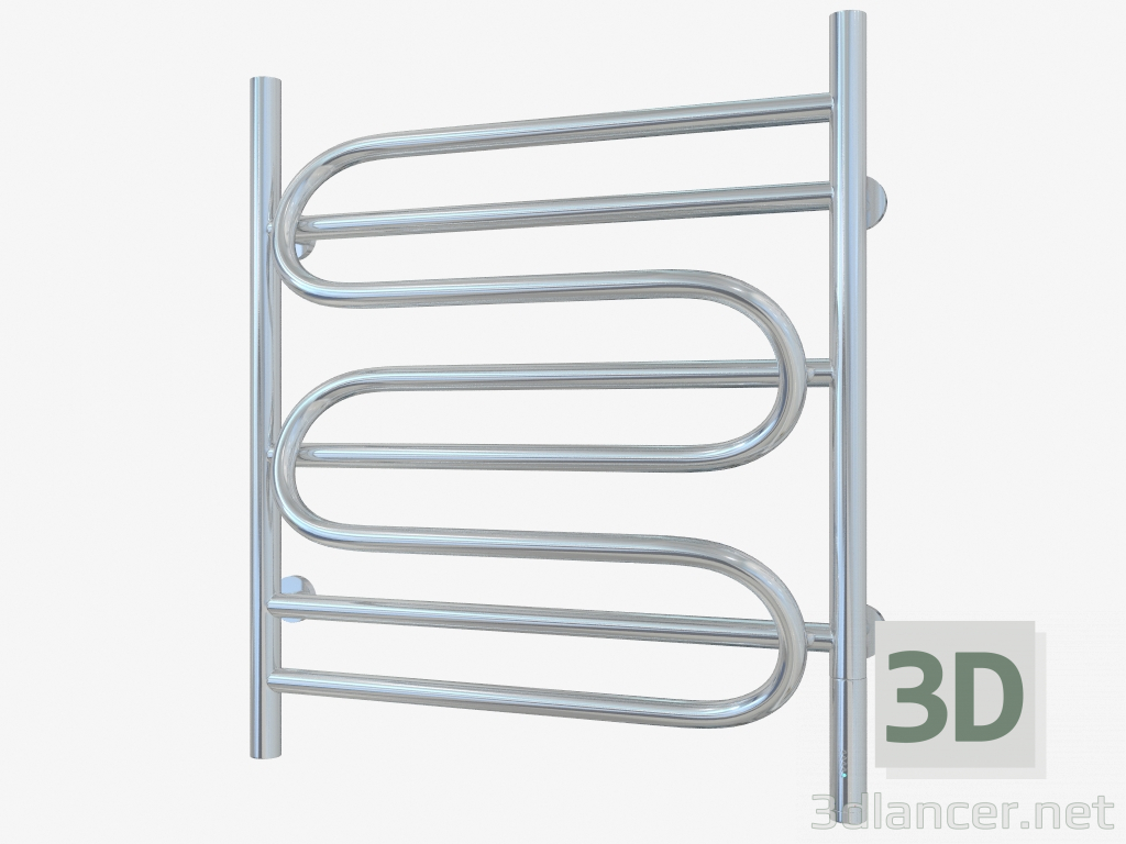 3d model Radiator Illusion (700x600) - preview