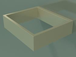 Suporte para rolo de papel higiênico (83 590 780-28)