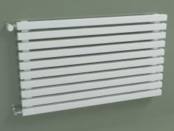 Radiateur horizontal RETTA (10 sections 1000 mm 40x40, blanc mat)