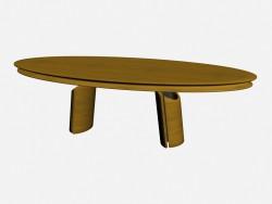 Olimpico ovale tavolo