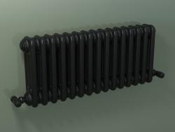 Radiateur tubulaire PILON (S4H 3 H302 15EL, noir)