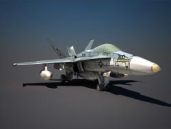 Літак F18