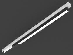 Seguimiento de la lámpara de LED (DL18931_30W Vlack 4000K)
