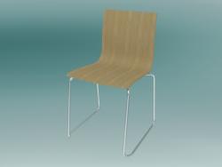 Chaise THIN (S21 sans rembourrage)