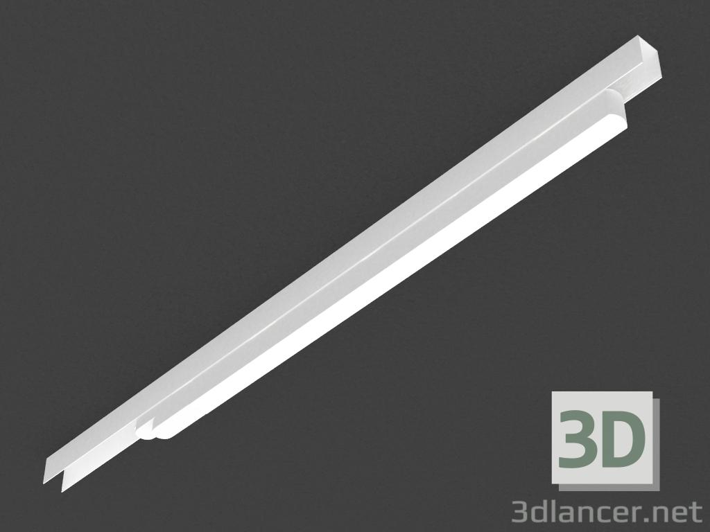 3 डी मॉडल एलईडी दीपक ट्रैक (DL18931_30W व्हाइट 4000K) - पूर्वावलोकन