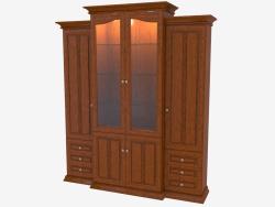 Стенка мебельная (3818-34)