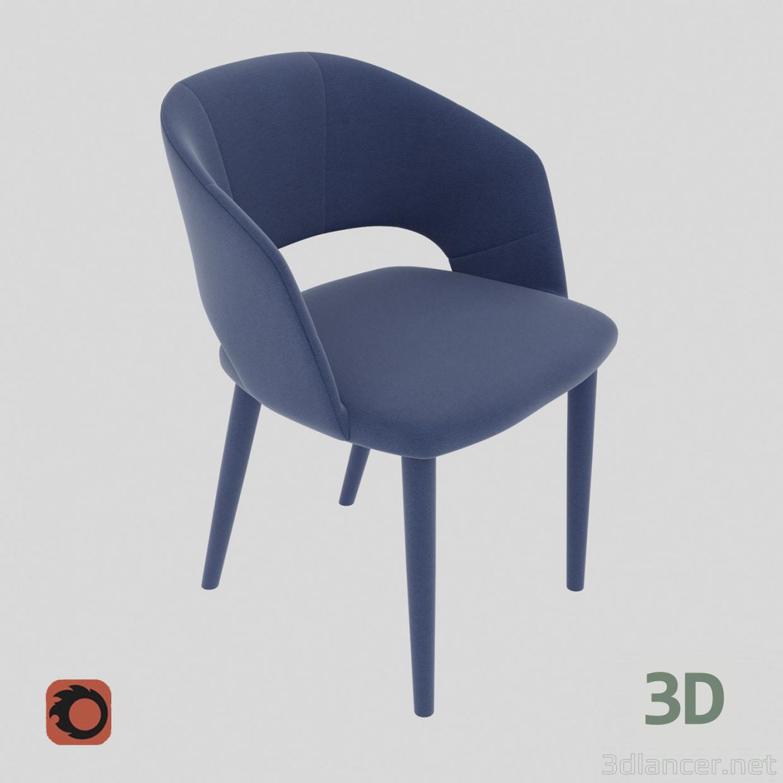 3 डी मॉडल एंडोरा कुर्सी - पूर्वावलोकन