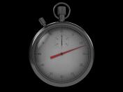 3D Cronometro C4D
