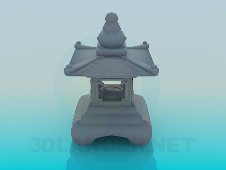 3d модель Алтарь – превью
