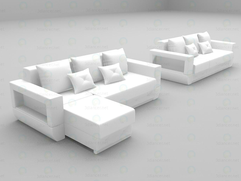 descarga gratuita de 3D modelado modelo Exóticos