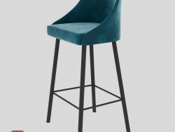 Bar chair Pudra Bar
