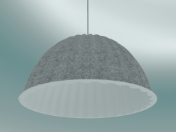 Pendant lamp Under The Bell (Ø55 cm, Gray)