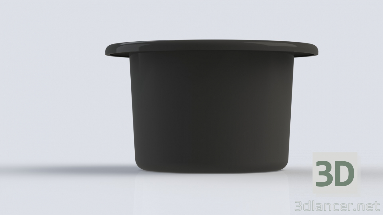 3d model Cup holder - preview