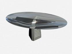 Tisch Oval Wilton