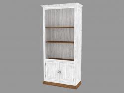 Bibliothèque 2D (PRO.080.XX 98x204x44cm)
