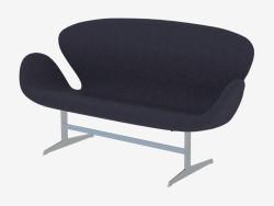 Double sofa Swan