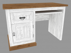 Dressing table (PRO.085.XX 121x79x59cm)
