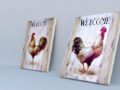 posters with cocks