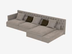 sofás modulares Domonio