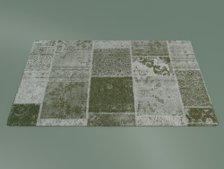 Carpet Mood (S74, Green Beige)