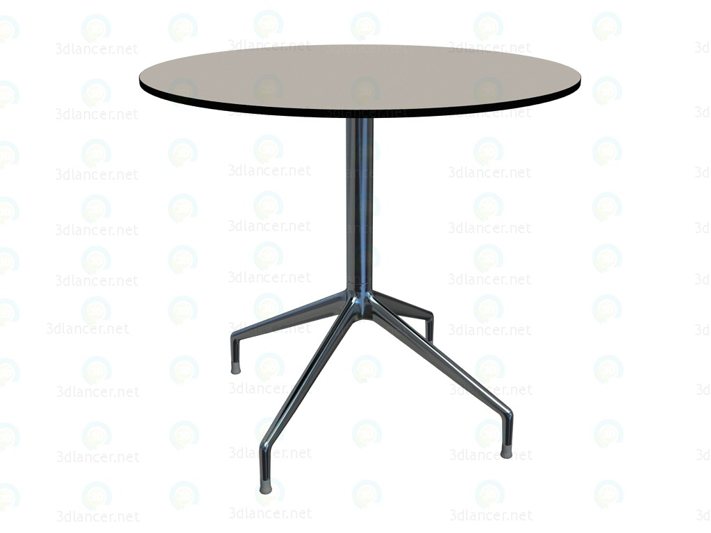 3d model Low table ST0807R - preview