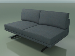 Central module 5232 (H-legs, solid upholstery)