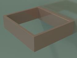 Suporte para rolo de papel higiênico (83 590 780-49)